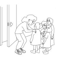 tappetina-med-barna-sine